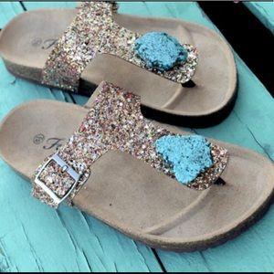Shoes - Sunset Sandals
